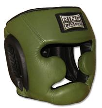 Safety Sparring Headgear with Chin & Cheek Protection